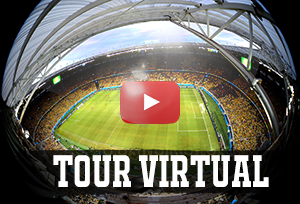 Tour Virtual da Arena Castelão